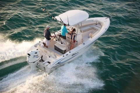 2020 Sea Chaser 22 HFC Center Console Image
