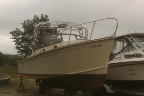 1981 Fortier 26′ Cuddy Image